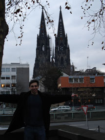 Vitaliy Malykin, Kölner Dom